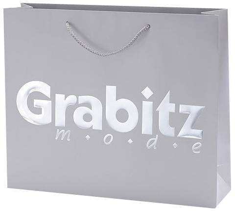 luxury paper bags with hot stamping logo