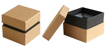 luxury kraft gift boxes